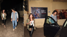 Tara Sutaria's Movie Date With Ranbir Kapoor's Cousin