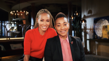Robyn Crawford tells Jada Pinkett Smith she struggled with Whitney Houston's drowning death: 'Girl could swim'