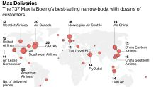 Qué aerolíneas utilizan el Boeing 737 Max que está en el centro de la polémica