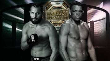 The dream fight to decide the baddest man in UFC