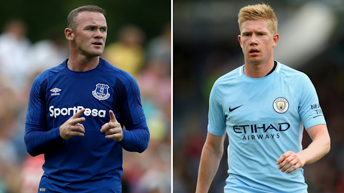 Manchester City v Everton LIVE from the Etihad