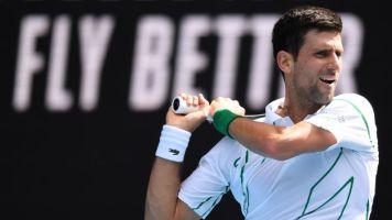 Djokovic-Raonic y Federer-Sandgren en cuartos de final