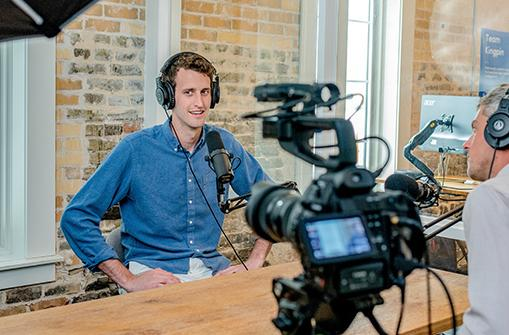 Grow your brand by learning how to podcast for $45