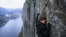 Tom Cruise probably isn't going to the moon in the 'Mission: Impossible' sequels
