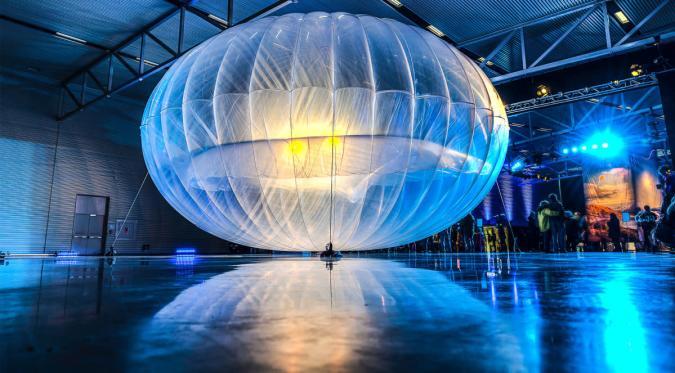 Project Loon: Googles Ballonring dreht sich 2016 um die Erde