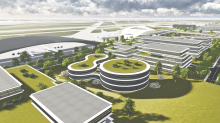 Houston Airport System breaks ground on spaceport project