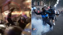 'Protect yourself': PSG loss sparks horrible rioting amid virus concern