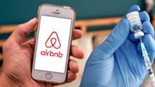 Airbnb host rejects guests over 'experimental' Covid vaccine