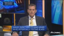 Gold could hit $1,400 by the end of 2019, expert says