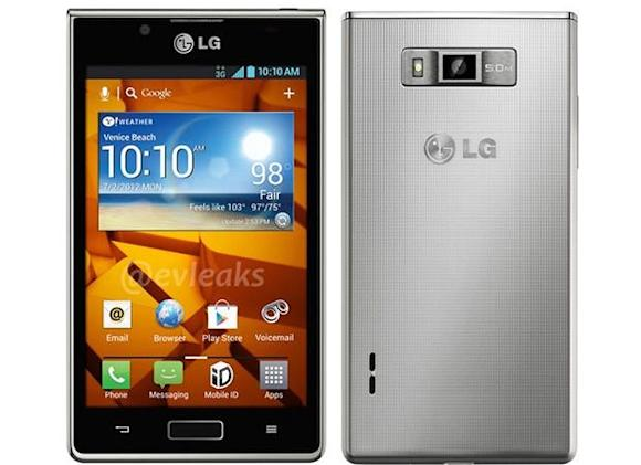 LG Optimus L7 leaks for Boost Mobile as the Venice