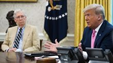 Coronavirus stimulus: McConnell breaks from White House-Democratic negotiations, unveils separate bill
