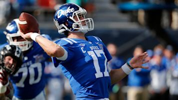 Giants' shocking draft pick for Eli's successor