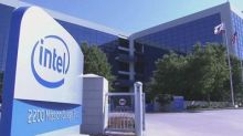 AMD, Nvidia shares drop after Intel unveils new chip's st...
