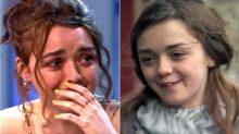 'Game Of Thrones' Stars Cringe So Hard At Old Footage Of Themselves