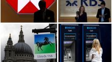 British lawmaker eyes tribunal to help small firms challenge banks