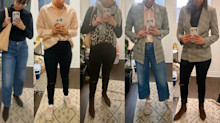 I only wore 10 items for a week: Here's how it went