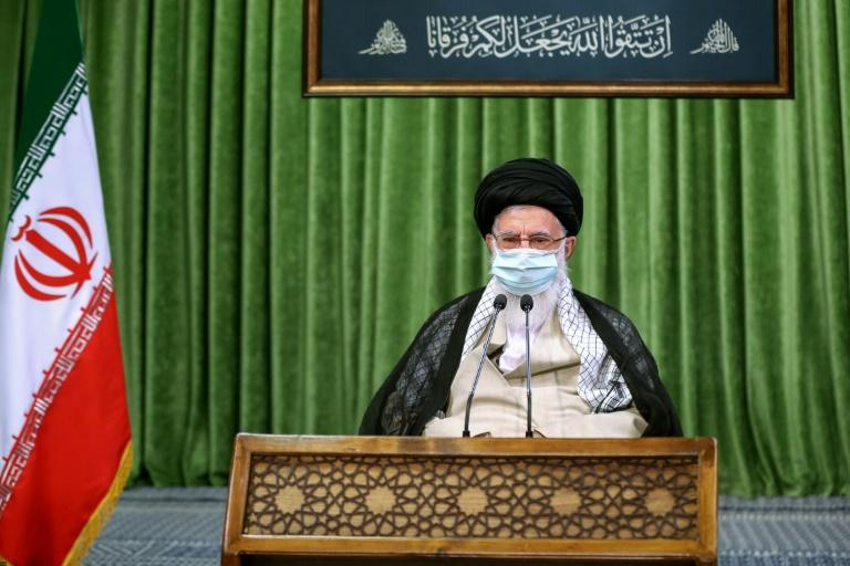 Khamenei's speech was his first to the new parliament which took office at the end of May