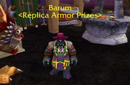 Patch 4.3 PTR: Replica armor, heirlooms, and death knight starting gear