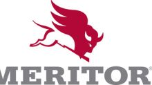 Meritor® Earns HDT's Top 20 Product Award for 14X™ HE (High Efficiency) Tandem Drive Axle