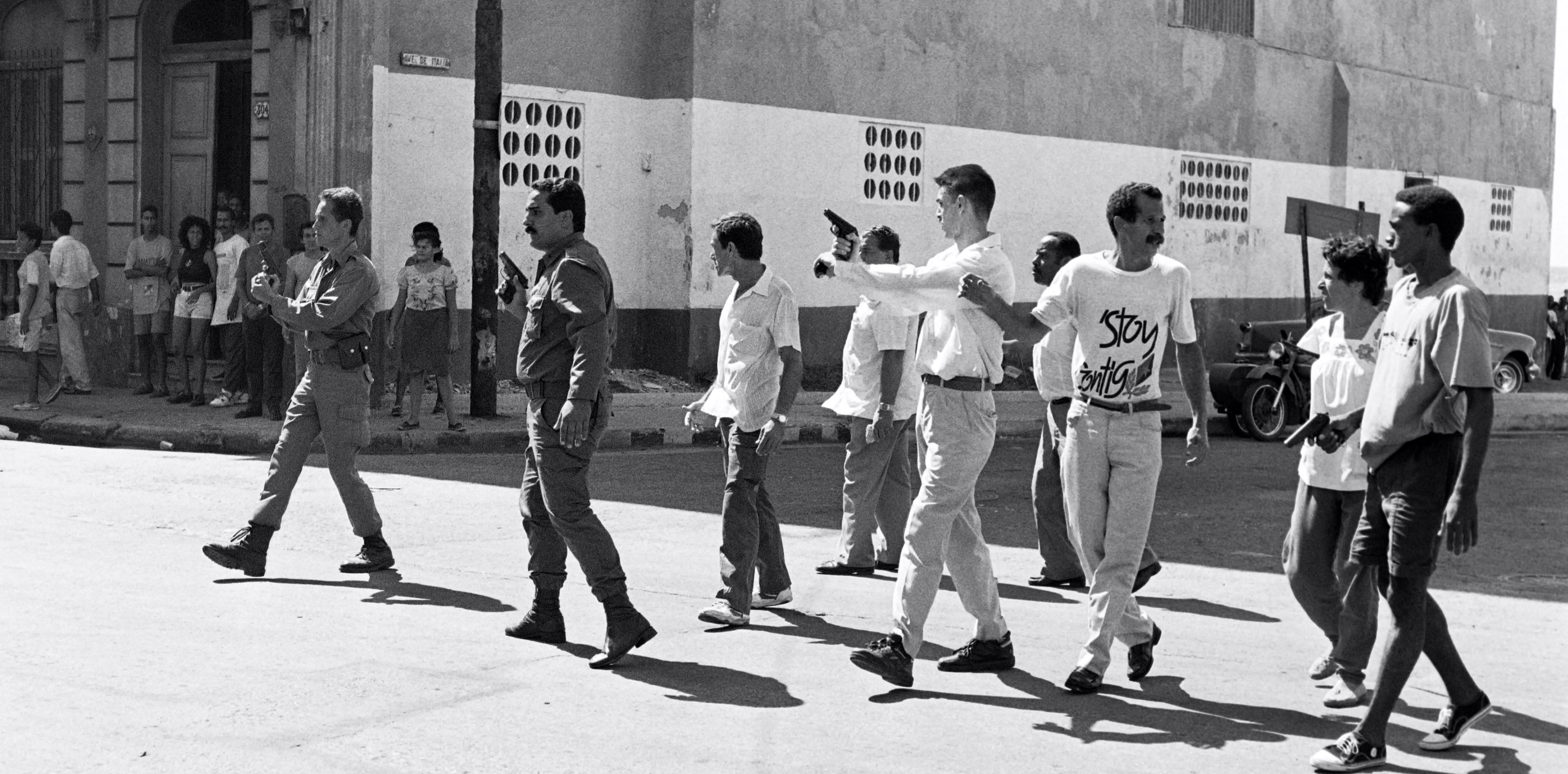 Le Cuba d'hier explique les manifestations d'aujourd'hui