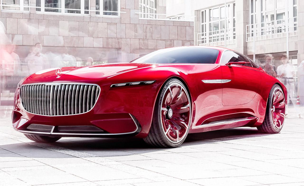 mercedes maybach 6 concept dissected design powertrain interior and more. Black Bedroom Furniture Sets. Home Design Ideas