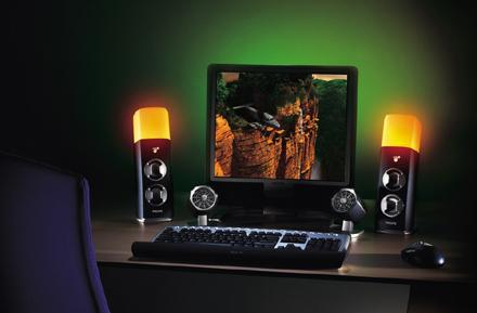 Philips touts amBX gaming peripherals at IFA