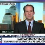 Adam Schiff rejects GOP request for Ukraine whistleblower to testify