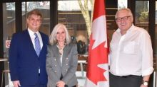 Nanalysis Celebrates Closing of RS2D Acquisition with French Ambassador