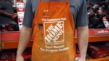 Home Depot Results Are Mixed as Wet Spring Weighs on Growth