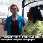 Sen. Elizabeth Warren wants to get rid of the Electoral College