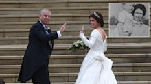 Princess Eugenie posts sweet photos for her father Prince Andrew's birthday