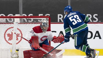 Wedensday wrap: Canucks survive hat trick