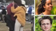 Malia Obama's British boyfriend feared girls did not like him as he tried to be cool and laddish
