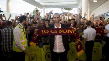 Pastore se despidió de PSG y llega a Roma
