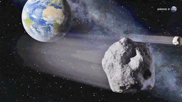 1998 QE2 asteroid passes by Earth from safe distance