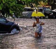 Tropical Storm Bertha brings potential flooding for Carolinas, Virginia
