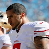 Colin Kaepernick opened up about his powerful and controversial statement