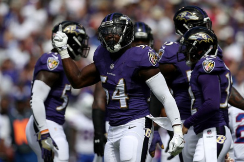 Zach Orr (54) is considering a return to football. (Getty)