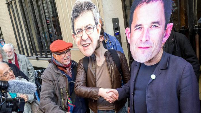 """Réunion des dirigeants de gauche : """"La fragmentation des intérêts, des leaderships est un grand handicap"""", pointe un politologue"""