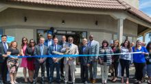 Ribbon-Cutting Held to Highlight Resolutions Las Vegas and Its Commitment to the Addiction Recovery Community