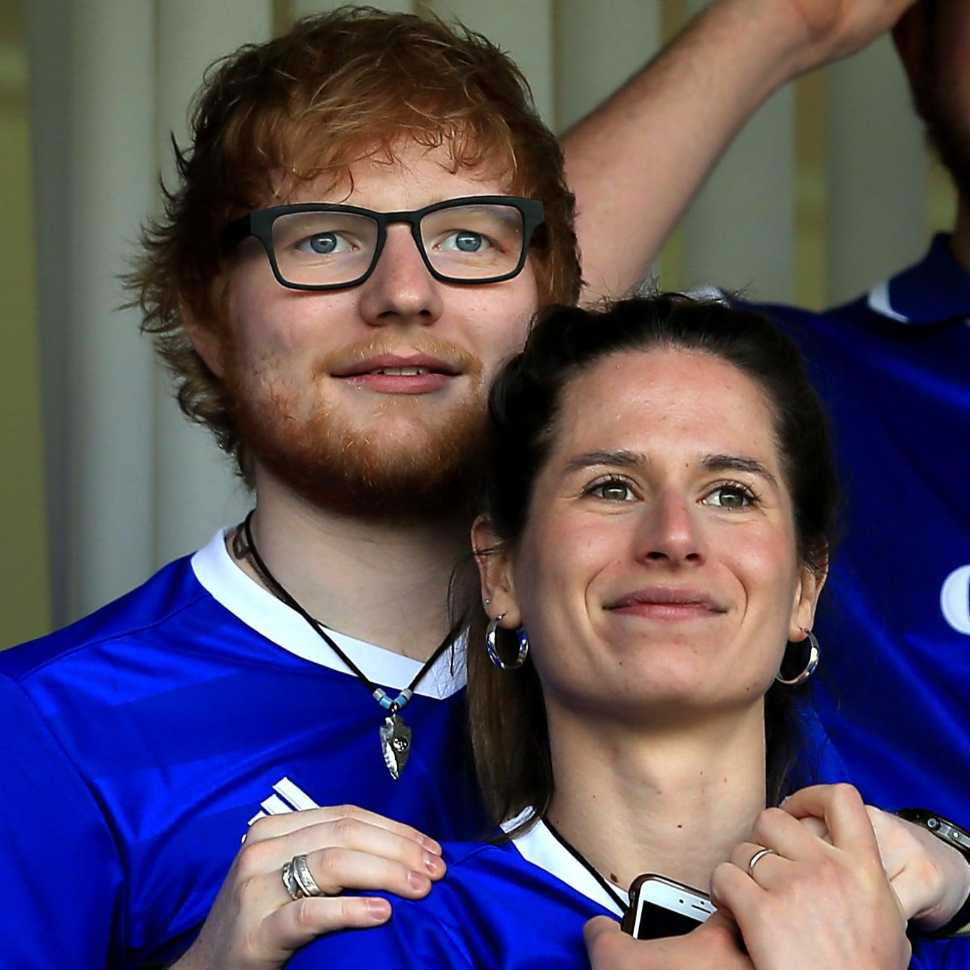 Ed Sheeran Surprises Couple At Their Wedding To Sing For: Surprise! Ed Sheeran And Cherry Seaborn Reportedly Got