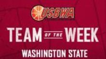 WBK: Cougs named NCAA  USBWA Team of the Week