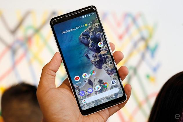 Google Assistant can help troubleshoot your Pixel 2 phone