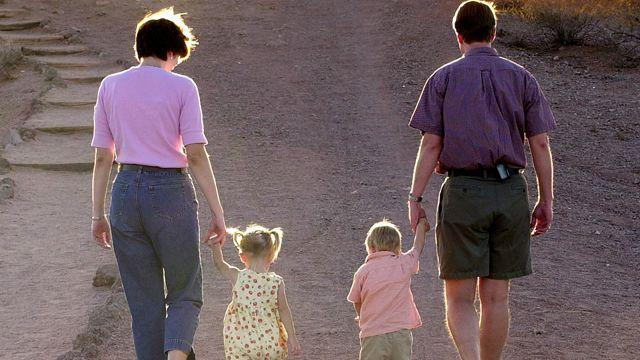 Are families better off than they were five years ago?