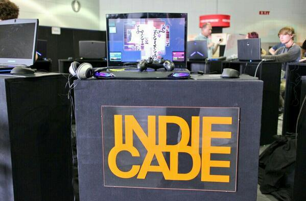 IndieCade at E3 is full of hugs ... and games
