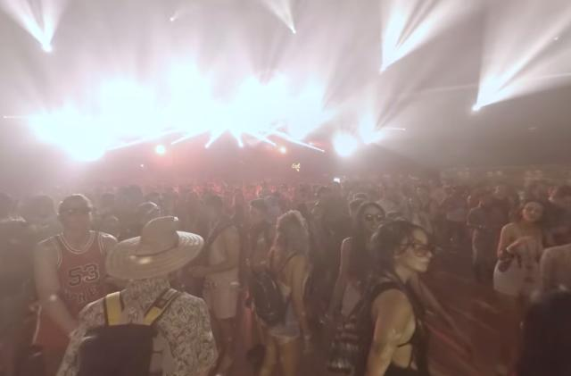 YouTube's first live 360-degree videos were little more than tech demos