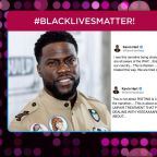 Kevin Hart Says 'Police Need to Be Policed' in Wake of George Floyd: 'Stop Ignoring the Problem'
