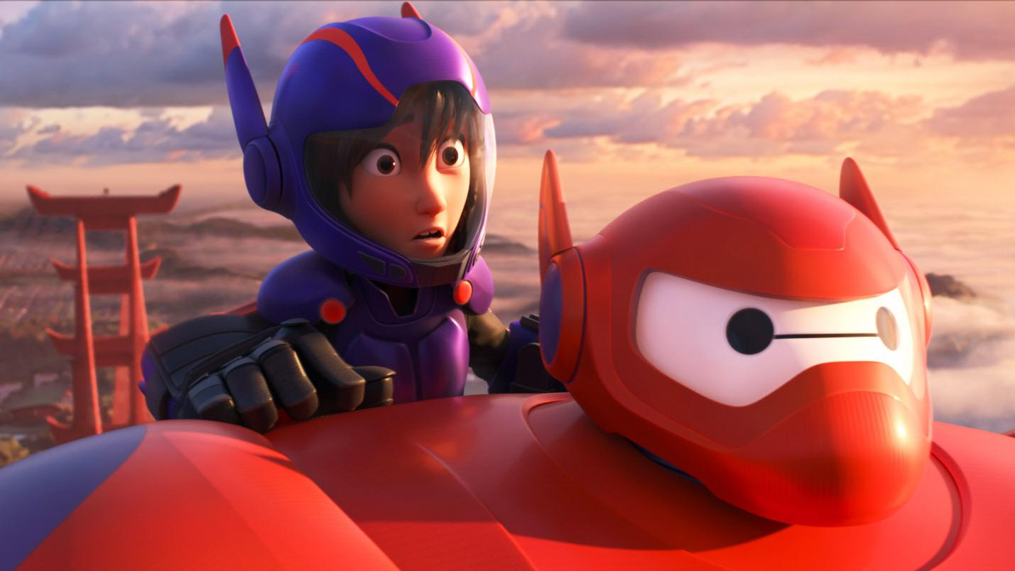 'Big Hero 6' Characters Aren't Making Live-Action Debuts in Marvel Cinematic Universe