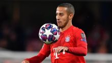 Liverpool signing Thiago Alcantara would be 'better' than Lionel Messi to Manchester City, claims Wayne Rooney