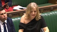Labour MP hits back after her shoulder-revealing Commons outfit goes viral